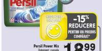 Detergent capsule Persil Power Mix