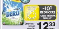 Detergent Dero Ozon+