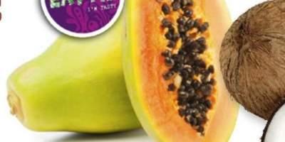 Papaya copt gata de mancat Natura's Pride