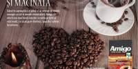 Cafea macinata Strong Taste Amigo