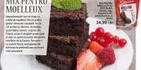 Mix pentru moelleux cu ciocolata Casino