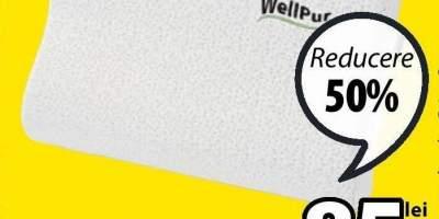 Fana perna ergonomica WellPur
