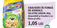 Crackers in forma de animale