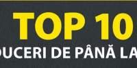 Top 10 reduceri de pana la 60%