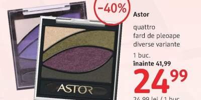 Astor Quattro fard de pleoape