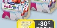 Actimel iaurt fructe
