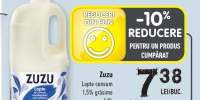 Zuzu lapte consum