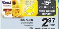 Rama Maestro grasime vegetala 70% grasime