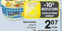 Delma Sandvis margarina 20% grasime