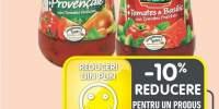 Panzami sos Provencale / tomate si busuioc