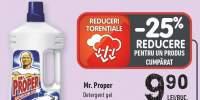 Detergent Mr. Proper