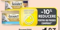 Gourmet Gold hrana umeda pentru pisici