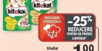 KitKat hrana umeda pentru pisici