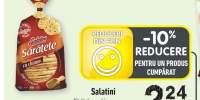 Saratele cu chimen Salatini