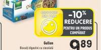 Biscuiti digestivi Gullon