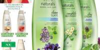 Sampon Avon Naturals hair care
