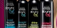 Spray Avon Advance Techniques