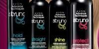 Spray Avon Advance Techniques
