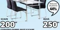 Storvorde+Hammel masa si scaune