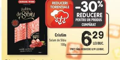 Cristim salam de Sibiu