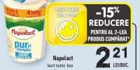 Napolact iaurt numa' bun 3,5 % grasime