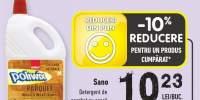 Detergent de parchet Sano