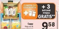 Cappy Pulpy suc de portocala/ piersici