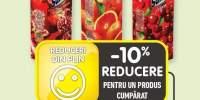 Santal suc de rodie/portocal rosii/ cirese/ fructe de padure