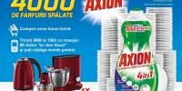 Axion lemon/ maxi shine detergent lichid vase