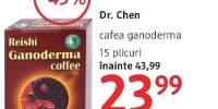 Dr. Chen cafea ganoderma