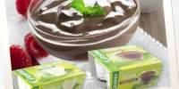 Specialitate vegetala cu soia natur/ din soia cu ciocolata Casino