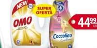 Pachet Omo lichid+Coccolino Gold