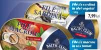 File de sardina in ulei vegetal/ de macrou in sos tomat