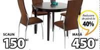 Harlev+Agri masa si scaune