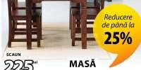 Fredericia masa si scaune
