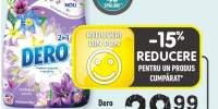 Dero detergent automat 2 in 1 levantica/prospetime pura
