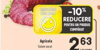 Agricola salam uscat