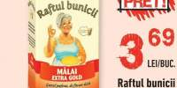 Raftul bunicii malai extra gold