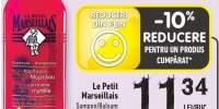 Le Petit Marseillais sampon/balsam