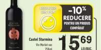 Castel Starmina vin Merlot sec