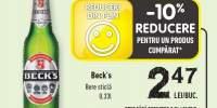 Beck's bere sticka