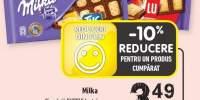 Milka ciocolata Bubbly lapte/ cu biscuiti TUC/ cu biscuiti LU