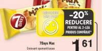7Days Max croissat spumant/cacao