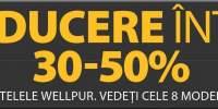 Reducere intre 30-50% la toate saltele Wellpur