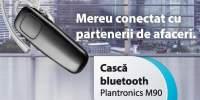 Casca bluetooth Plantronics M90