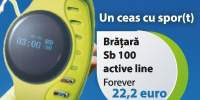 Bratara Sb 100 Active Line Forever