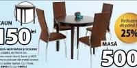 Harslev + Agri masa si scaune