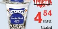 Albalact smantana 20% grasime