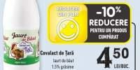 Covalact de Tara iaurt de baut 1,5% grasime