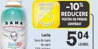 Lactiq sana din lapte de capra 3,5% grasime